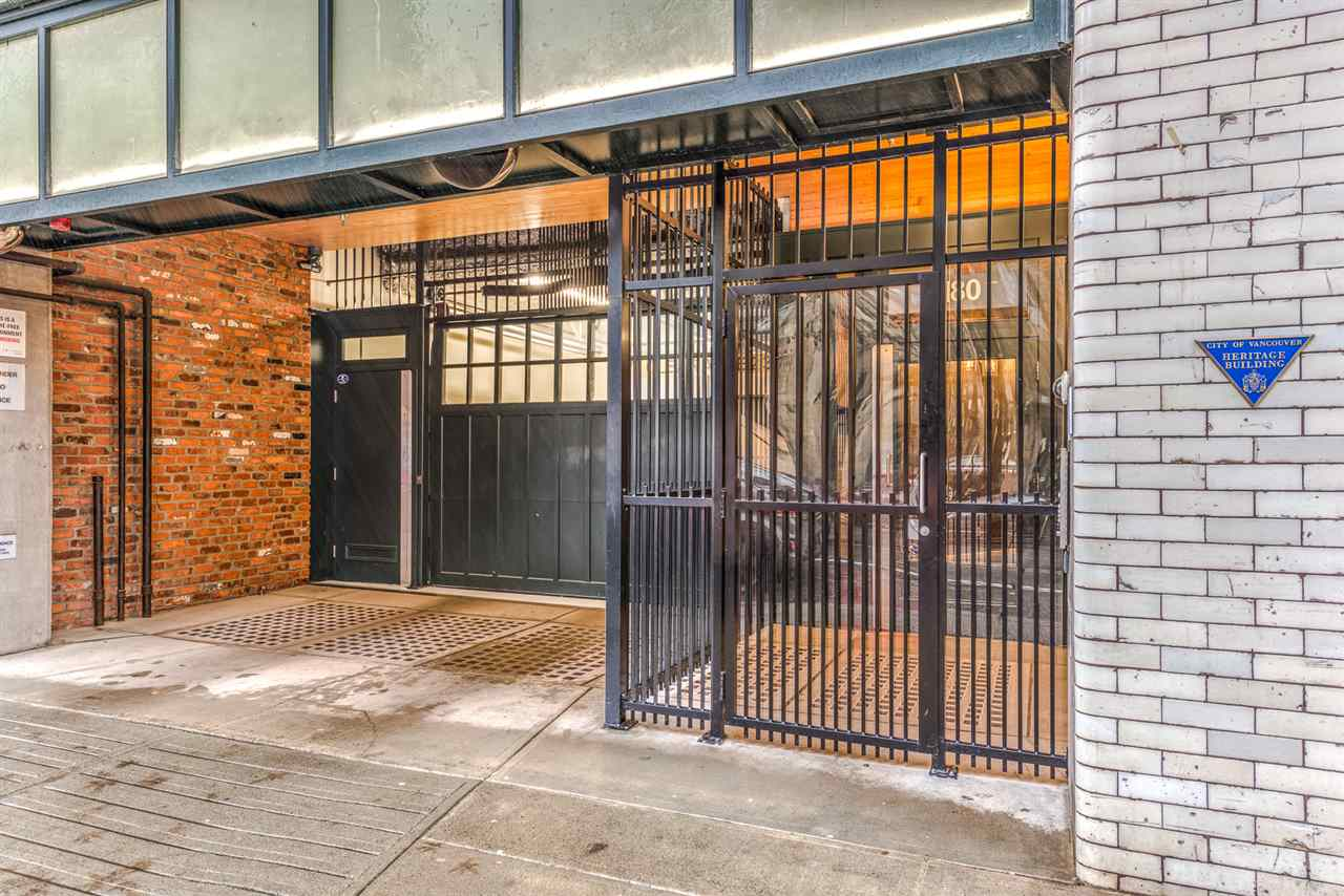 303 1180 HOMER STREET - Yaletown Apartment/Condo for sale, 2 Bedrooms (R2507790) - #25