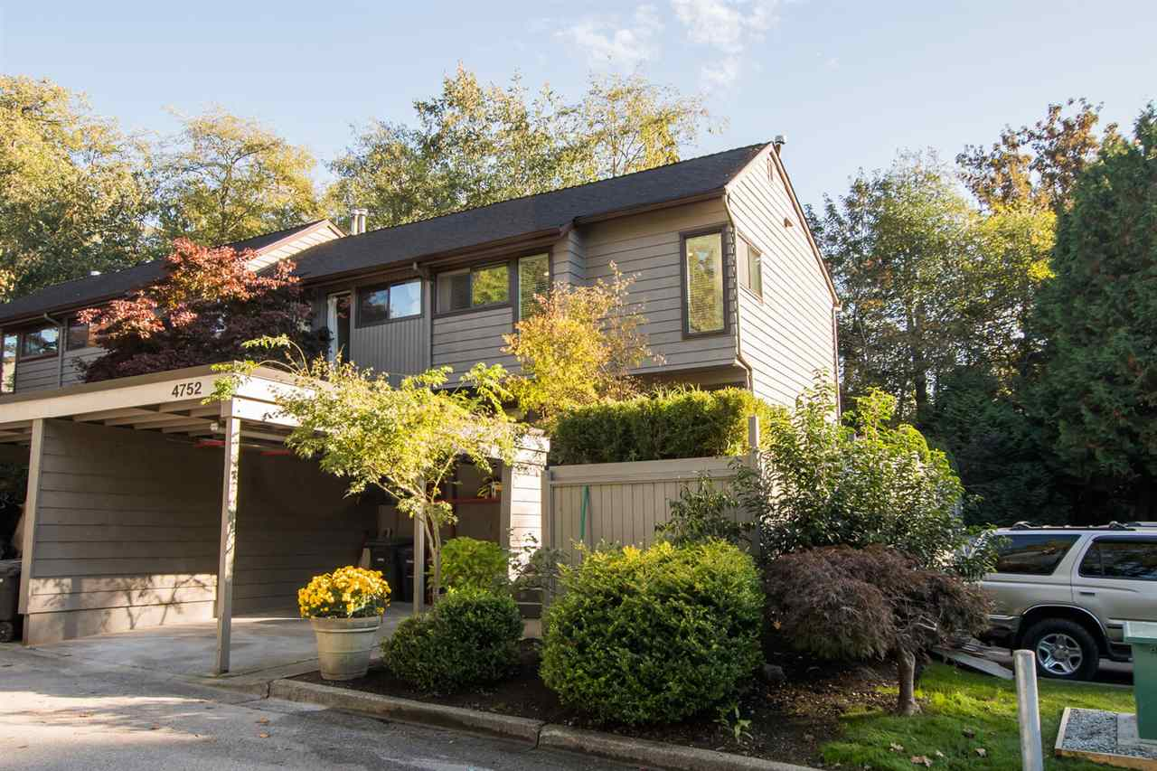 4752 WILLOWDALE PLACE - Greentree Village Townhouse for sale, 4 Bedrooms (R2507809)