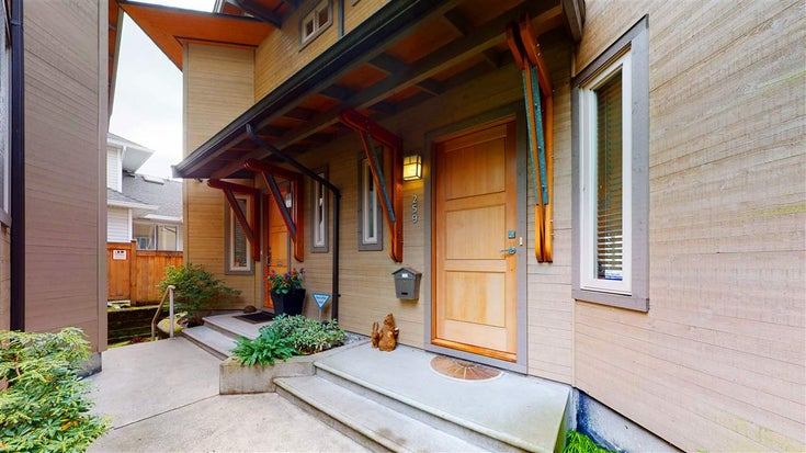 257 W 5TH STREET - Lower Lonsdale Townhouse for sale, 3 Bedrooms (R2507826)