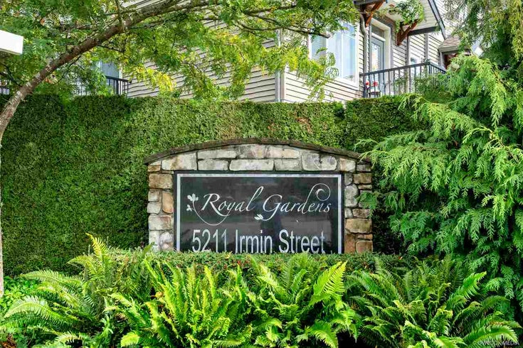 220 5211 IRMIN STREET - Metrotown Townhouse for sale, 2 Bedrooms (R2507843)