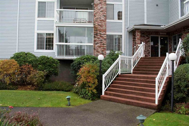 112 5379 205 STREET - Langley City Apartment/Condo for sale, 2 Bedrooms (R2507869)