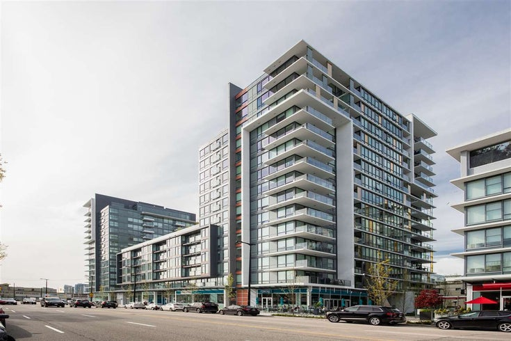 223 159 W 2ND AVENUE - False Creek Apartment/Condo for sale, 1 Bedroom (R2507874)