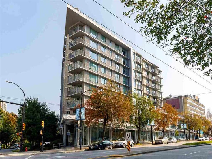 809 328 E 11TH AVENUE - Mount Pleasant VE Apartment/Condo for sale, 3 Bedrooms (R2507884)