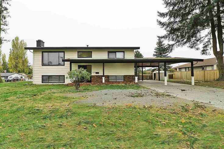 32595 GEORGE FERGUSON WAY - Abbotsford West House/Single Family for sale, 5 Bedrooms (R2507885)