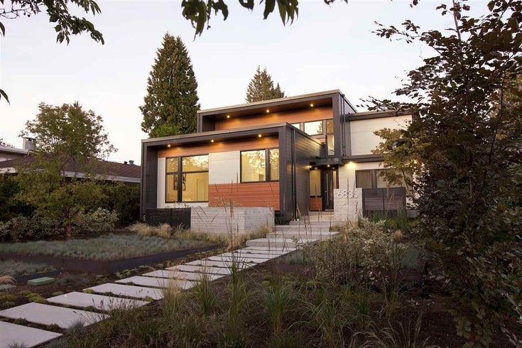 6836 LAUREL STREET - South Cambie House/Single Family for sale, 6 Bedrooms (R2507906)
