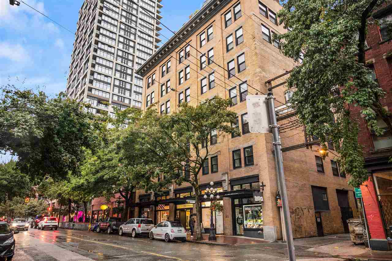 601 233 ABBOTT STREET - Downtown VW Apartment/Condo for sale, 1 Bedroom (R2507918) - #1