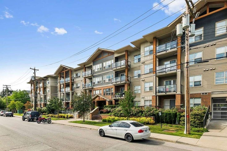417 20219 54A AVENUE - Langley City Apartment/Condo for sale, 2 Bedrooms (R2507946)