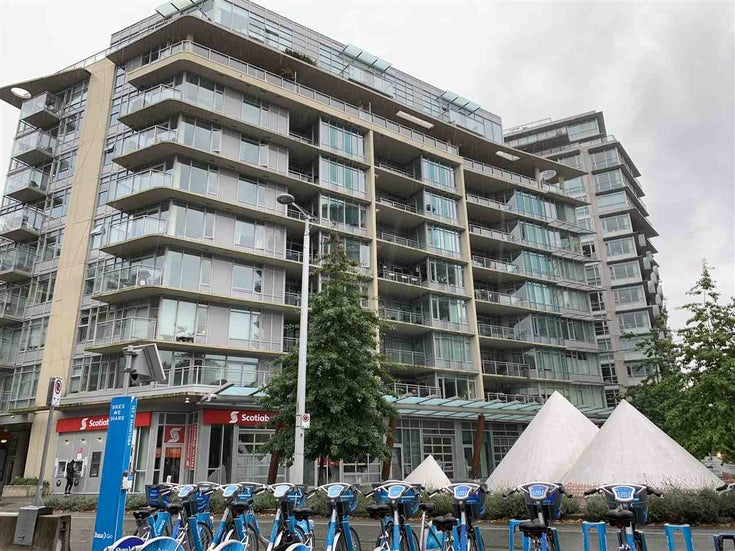 1202 88 W 1ST AVENUE - False Creek Apartment/Condo for sale, 2 Bedrooms (R2507949)