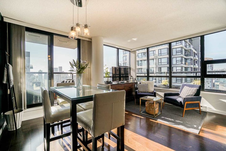 2806 909 MAINLAND STREET - Yaletown Apartment/Condo for sale, 2 Bedrooms (R2507980)