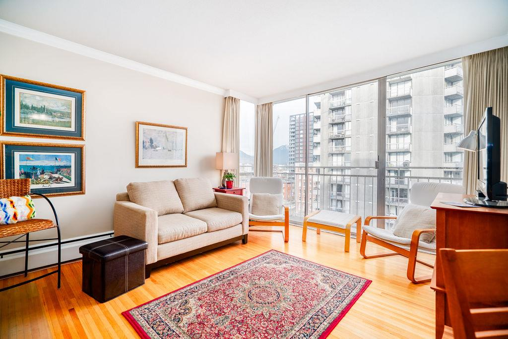 903 1250 BURNABY STREET - West End VW Apartment/Condo for sale, 1 Bedroom (R2507995) - #1