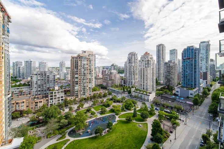 1704 1155 SEYMOUR STREET - Downtown VW Apartment/Condo for sale, 2 Bedrooms (R2508018)
