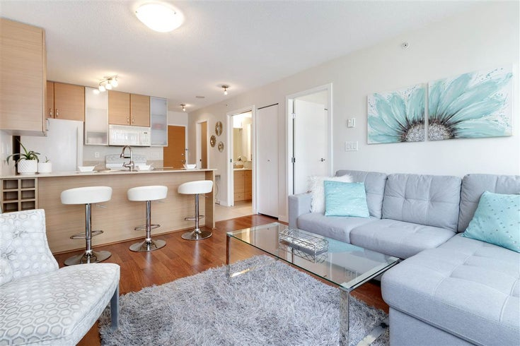 504 977 MAINLAND STREET - Yaletown Apartment/Condo for sale, 1 Bedroom (R2508047)