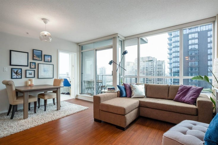 1606 821 CAMBIE STREET - Downtown VW Apartment/Condo for sale, 2 Bedrooms (R2508074)