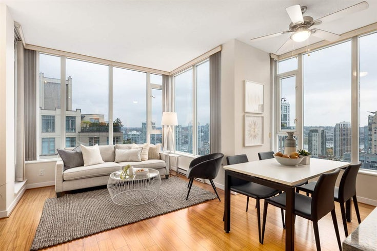 PH2403 1010 RICHARDS STREET - Yaletown Apartment/Condo for sale, 2 Bedrooms (R2508142)