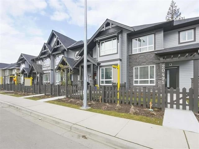 20495 86 AVENUE - Willoughby Heights Row House (Non-Strata) for sale, 4 Bedrooms (R2508155)