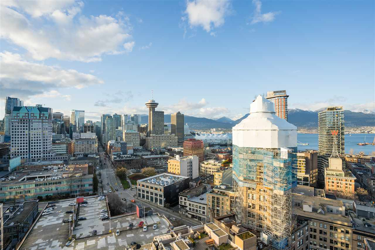2502 183 KEEFER PLACE - Downtown VW Apartment/Condo for sale, 2 Bedrooms (R2508163) - #1