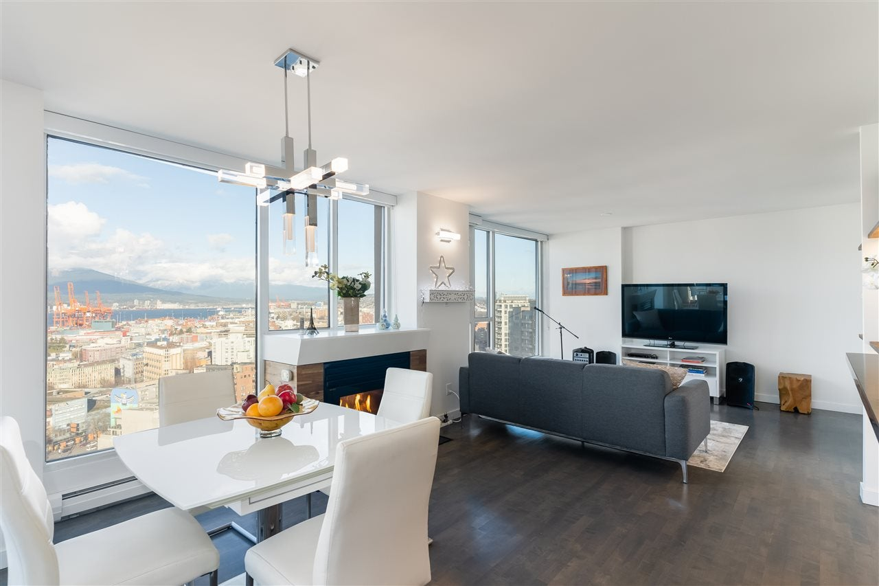 2502 183 KEEFER PLACE - Downtown VW Apartment/Condo for sale, 2 Bedrooms (R2508163) - #10