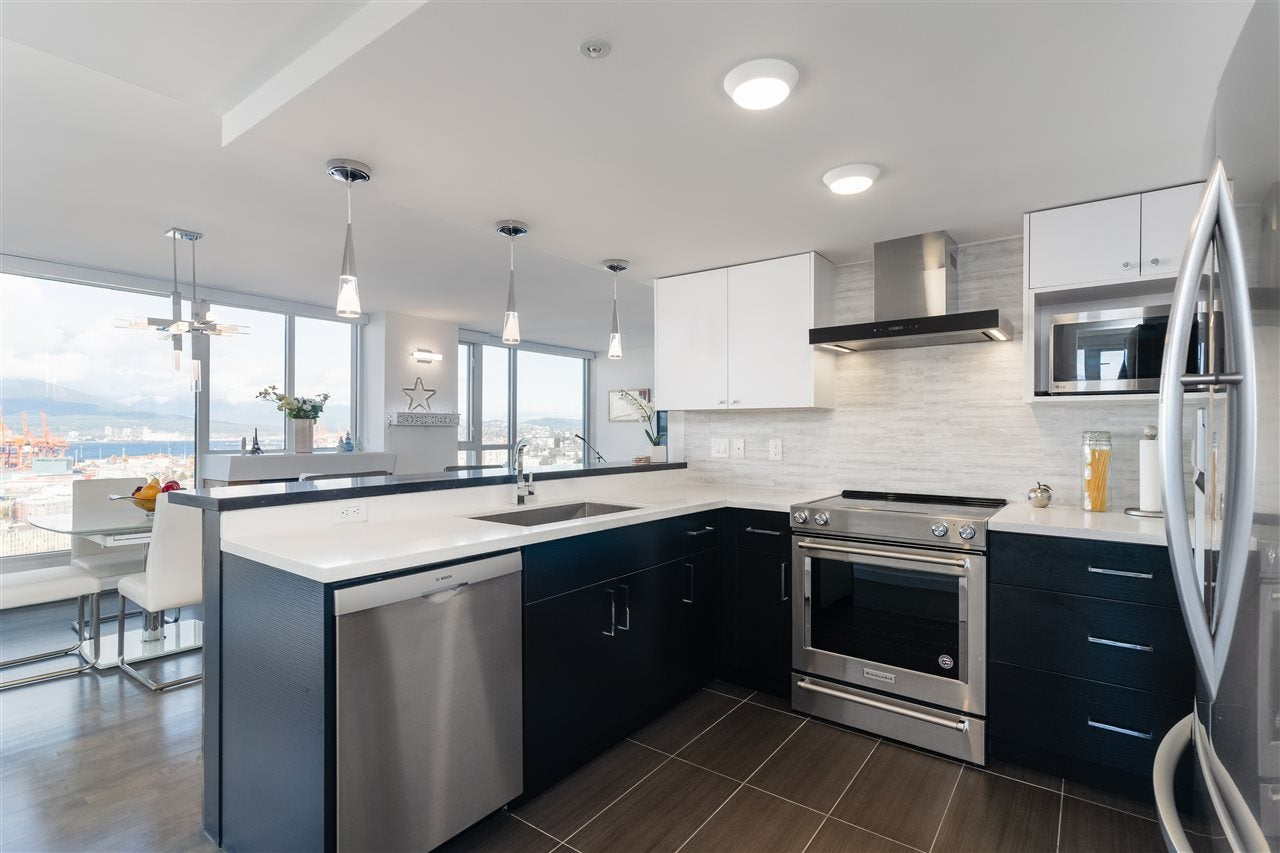 2502 183 KEEFER PLACE - Downtown VW Apartment/Condo for sale, 2 Bedrooms (R2508163) - #14