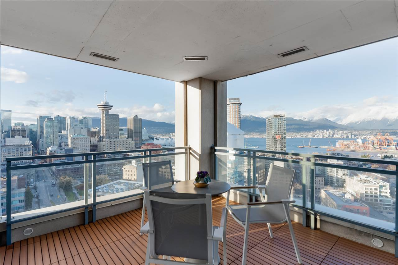 2502 183 KEEFER PLACE - Downtown VW Apartment/Condo for sale, 2 Bedrooms (R2508163) - #23