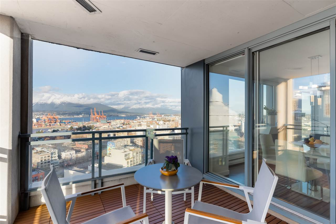 2502 183 KEEFER PLACE - Downtown VW Apartment/Condo for sale, 2 Bedrooms (R2508163) - #24