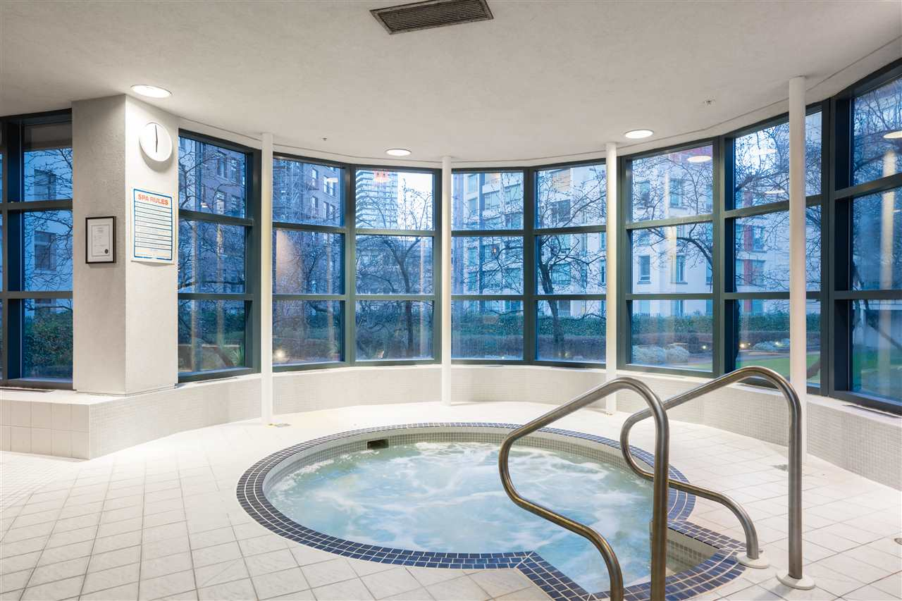 2502 183 KEEFER PLACE - Downtown VW Apartment/Condo for sale, 2 Bedrooms (R2508163) - #36