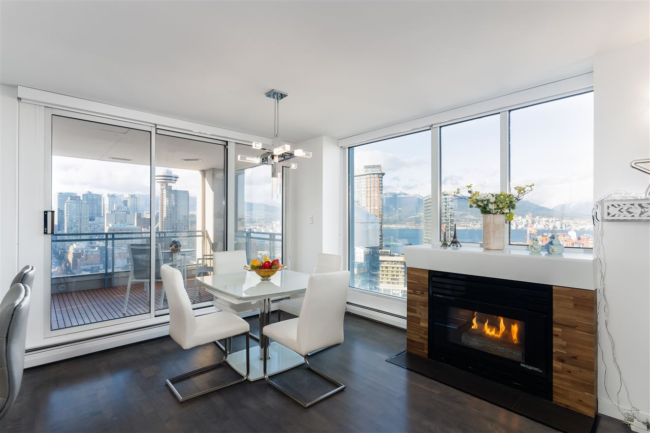 2502 183 KEEFER PLACE - Downtown VW Apartment/Condo for sale, 2 Bedrooms (R2508163) - #9