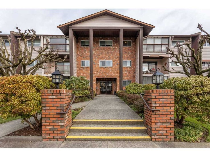 104 32910 AMICUS PLACE - Central Abbotsford Apartment/Condo for sale, 2 Bedrooms (R2508170)