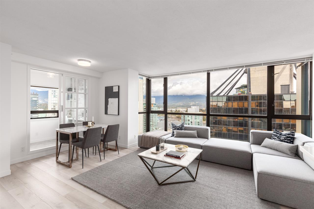 1910 1367 ALBERNI STREET - West End VW Apartment/Condo for sale, 2 Bedrooms (R2508208) - #1