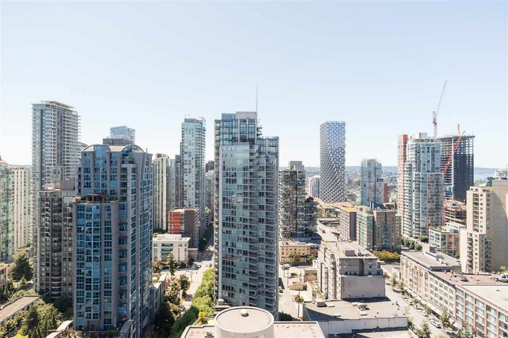 2607 1199 SEYMOUR STREET - Downtown VW Apartment/Condo for sale, 2 Bedrooms (R2508227)