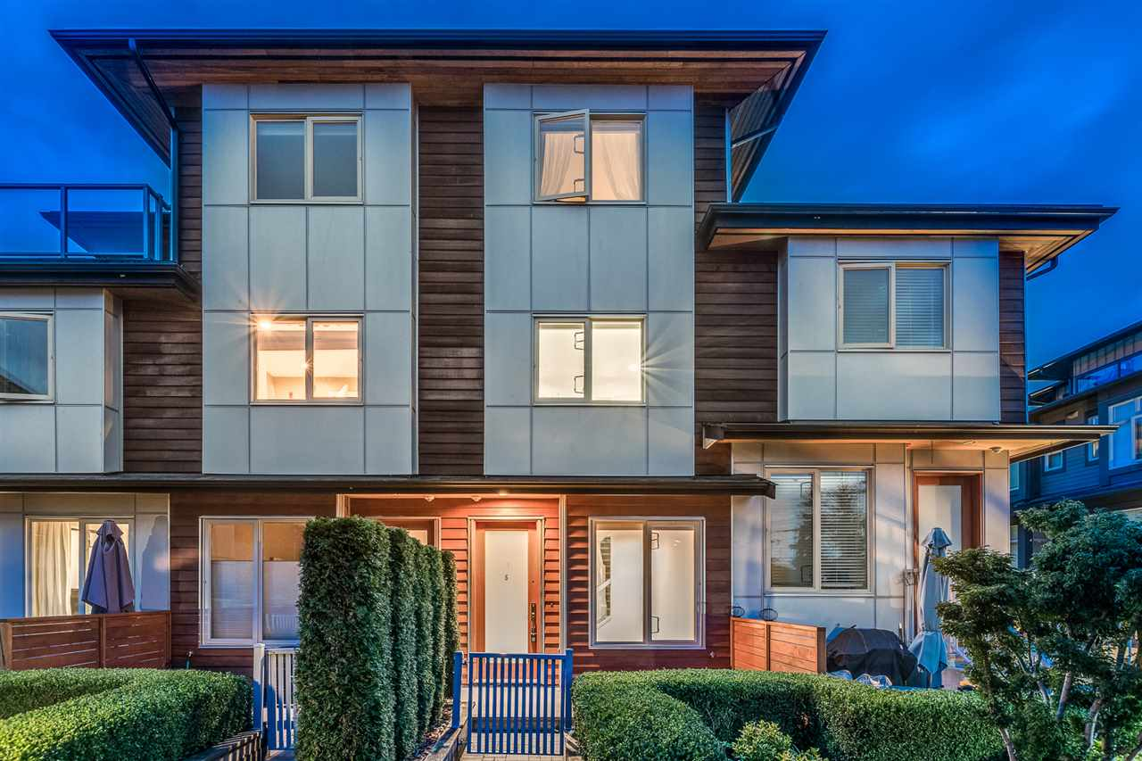5 2324 WESTERN AVENUE - Central Lonsdale Townhouse for sale, 4 Bedrooms (R2508242) - #1
