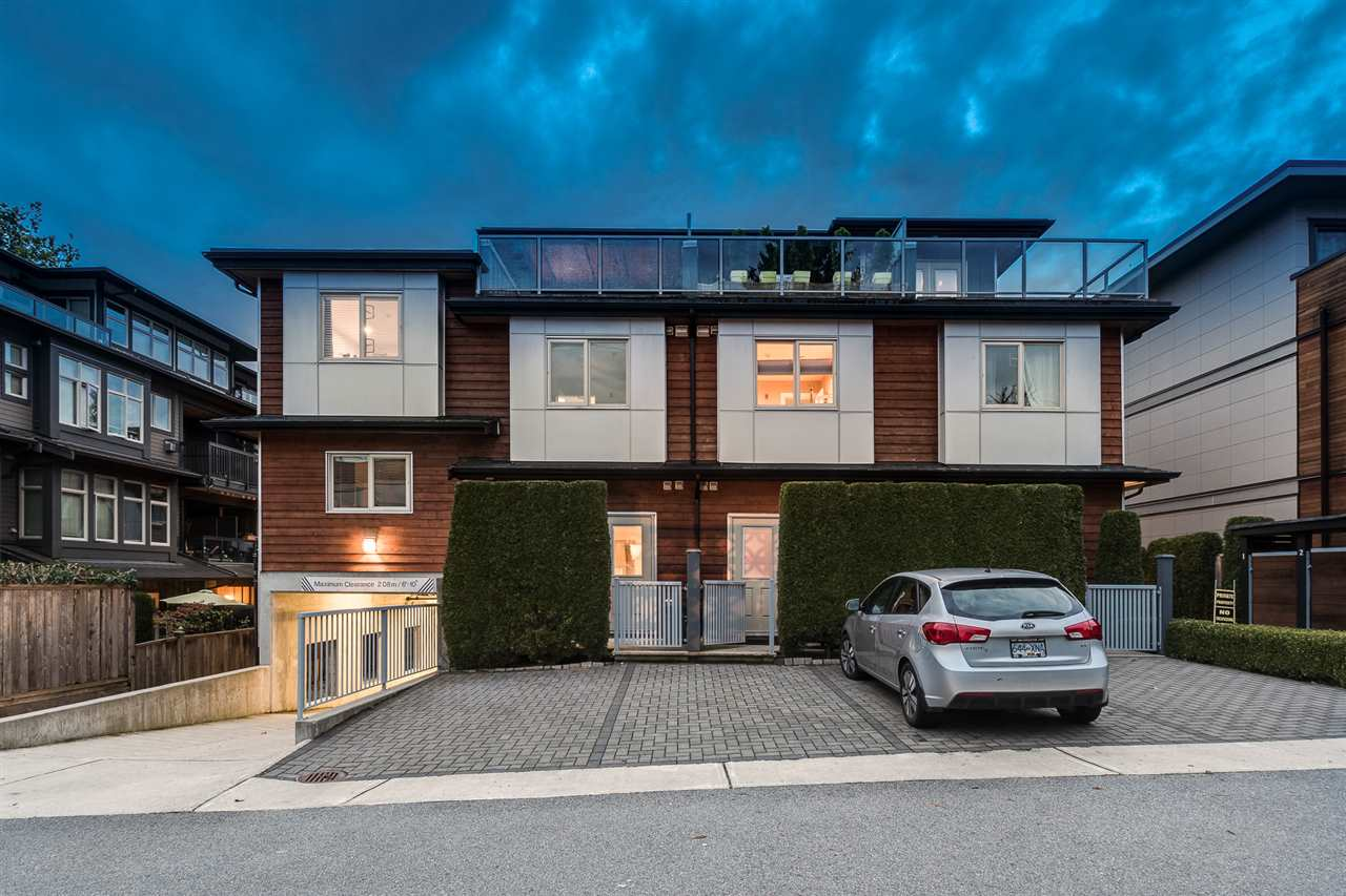5 2324 WESTERN AVENUE - Central Lonsdale Townhouse for sale, 4 Bedrooms (R2508242) - #39