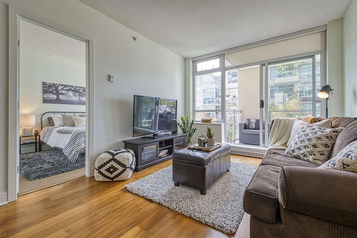 508 2228 W BROADWAY - Kitsilano Apartment/Condo for sale, 1 Bedroom (R2508252)