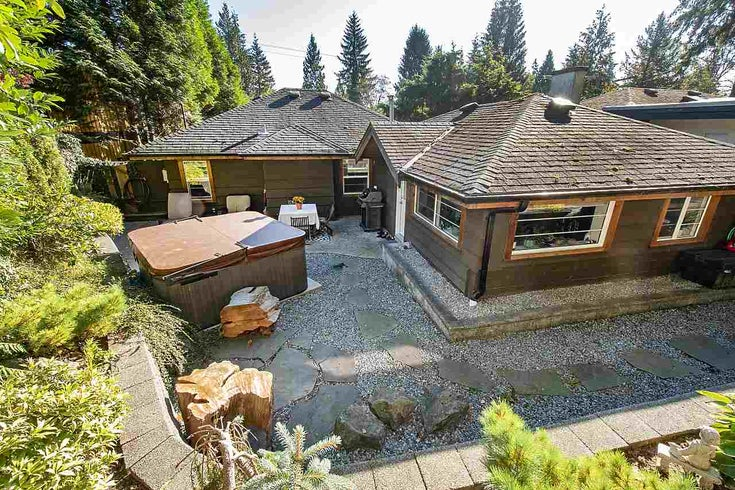 1763 DEEP COVE ROAD - Deep Cove House/Single Family for sale, 2 Bedrooms (R2508278)