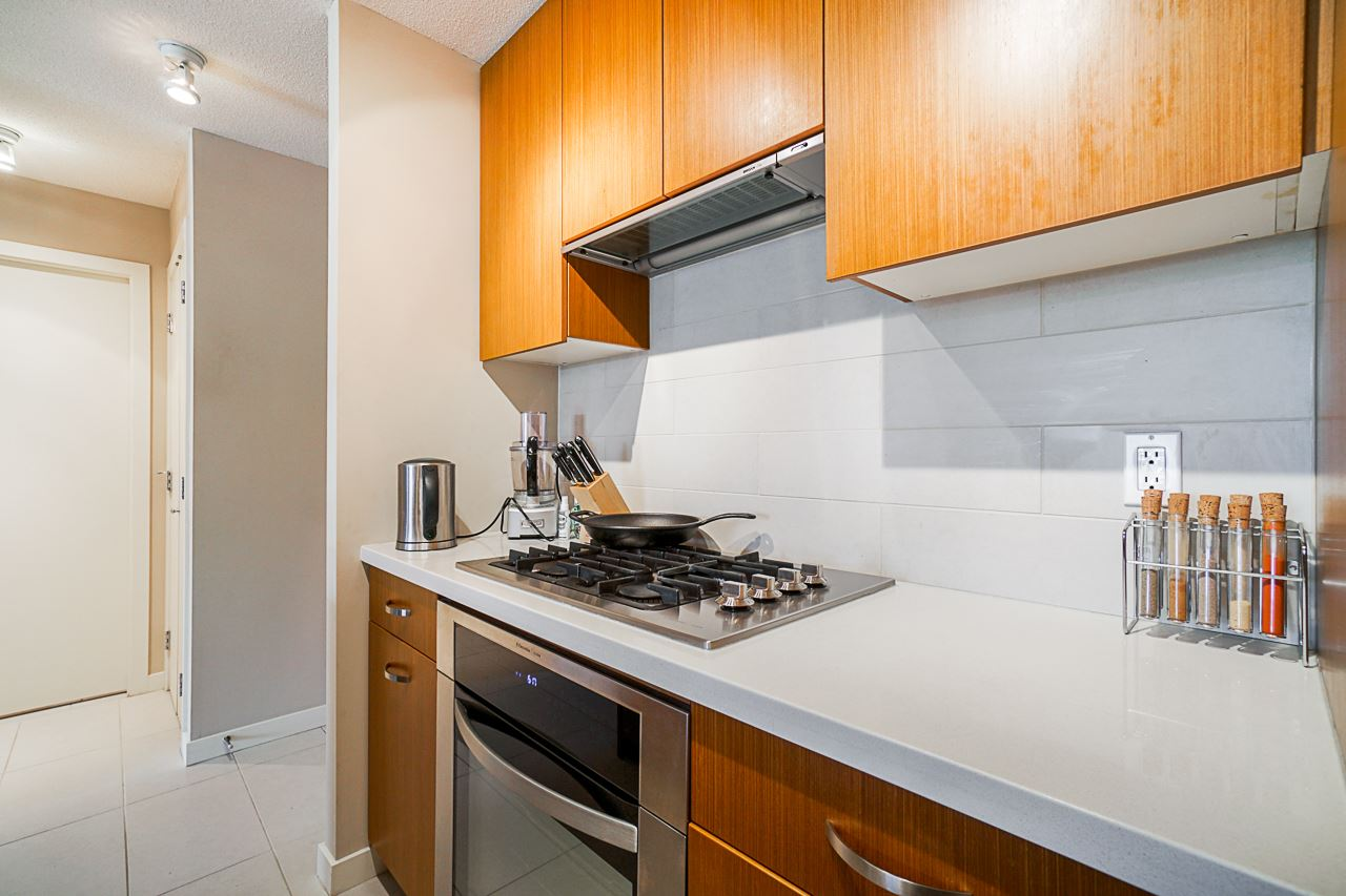 308 1185 THE HIGH STREET - North Coquitlam Apartment/Condo for sale, 1 Bedroom (R2508328) - #3