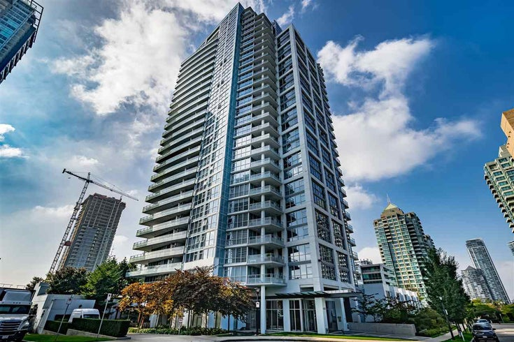 604 4400 BUCHANAN STREET - Brentwood Park Apartment/Condo for sale, 2 Bedrooms (R2508329)