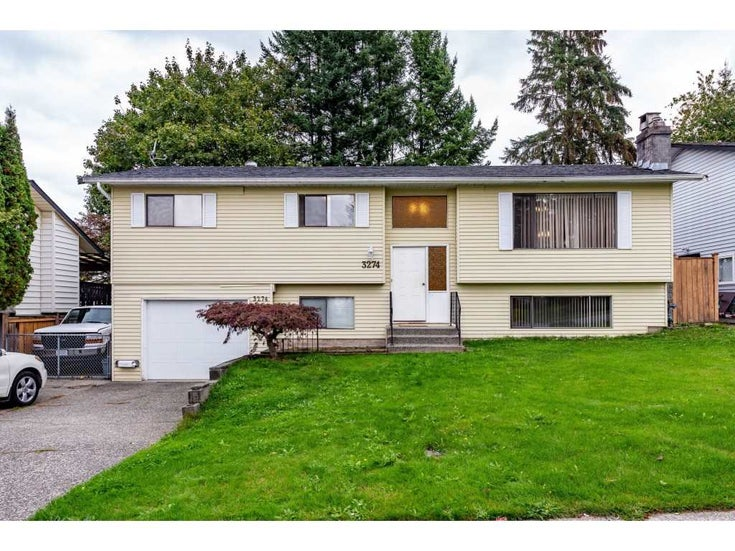 3274 CHEHALIS DRIVE - Central Abbotsford House/Single Family for sale, 5 Bedrooms (R2508349)