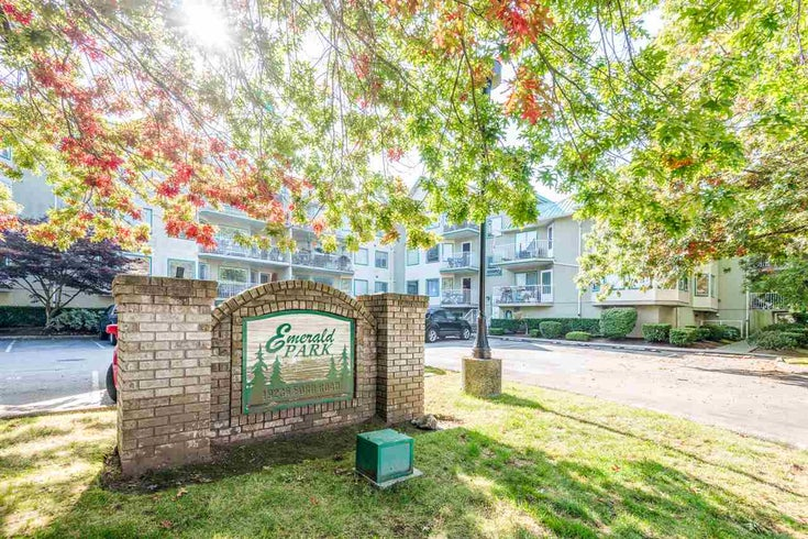 101 19236 FORD ROAD - Central Meadows Apartment/Condo for sale, 1 Bedroom (R2508380)