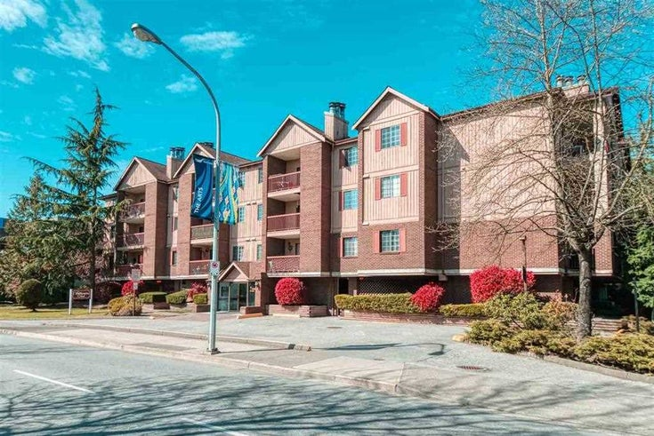 119 8511 WESTMINSTER HIGHWAY - Brighouse Apartment/Condo for sale, 1 Bedroom (R2508412)