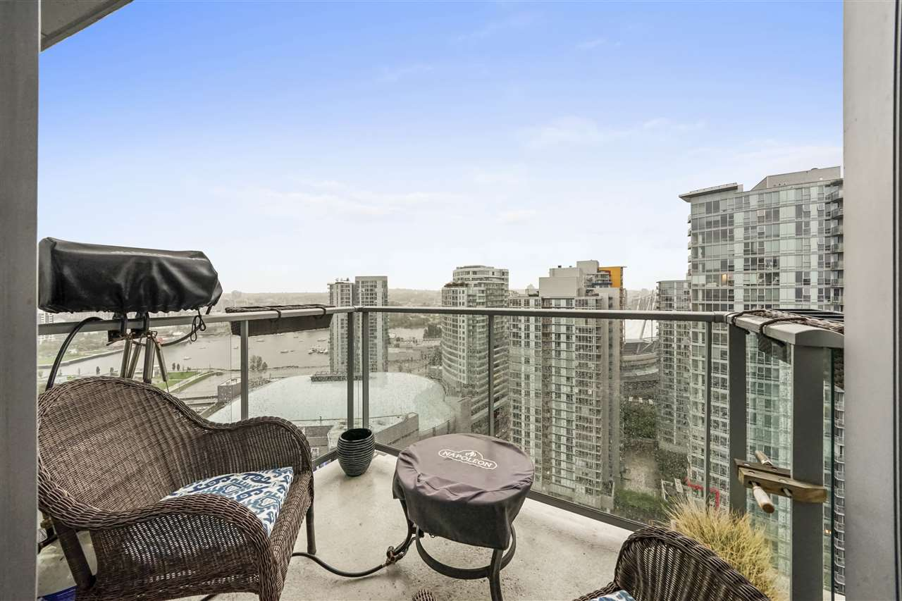 3607 188 KEEFER PLACE - Downtown VW Apartment/Condo for sale, 2 Bedrooms (R2508451) - #13