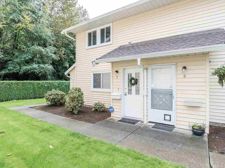7 32286 7 AVENUE - Mission BC Townhouse for sale, 2 Bedrooms (R2508452)