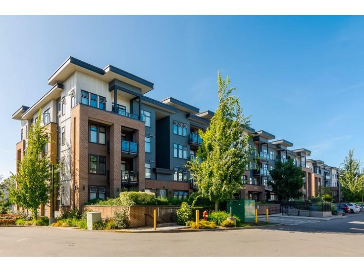 305 20062 FRASER HIGHWAY - Langley City Apartment/Condo for sale, 2 Bedrooms (R2508491)