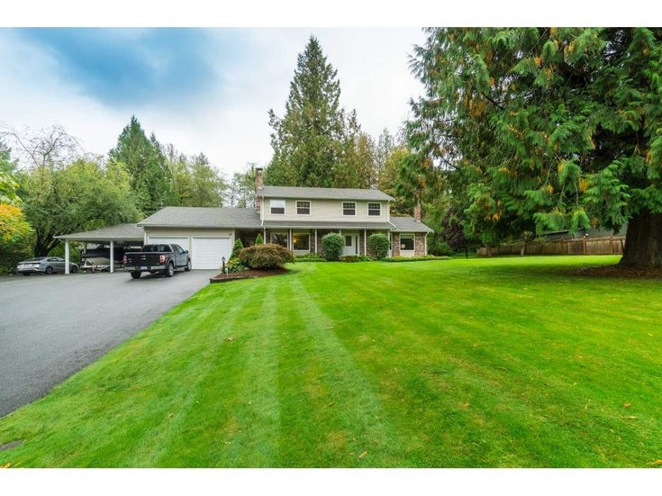 22154 88 AVENUE - Fort Langley House with Acreage for sale, 3 Bedrooms (R2508531)