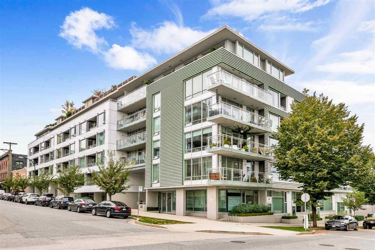 525 289 E 6TH AVENUE - Mount Pleasant VE Apartment/Condo for sale, 2 Bedrooms (R2508545)