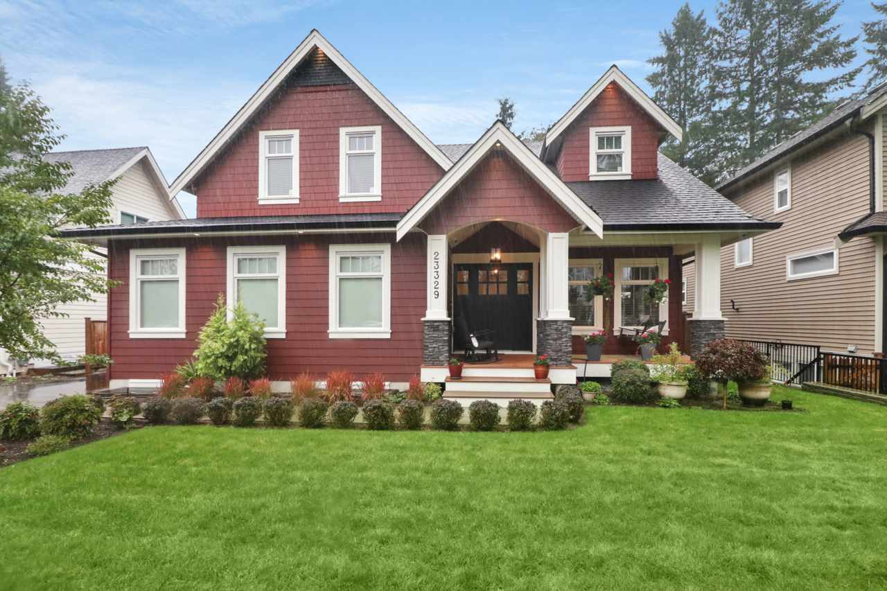 23329 FRANCIS AVENUE - Fort Langley House/Single Family for sale, 5 Bedrooms (R2508551) - #1