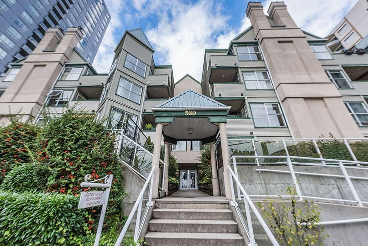 206 509 CARNARVON STREET - Downtown NW Apartment/Condo for sale, 2 Bedrooms (R2508591)