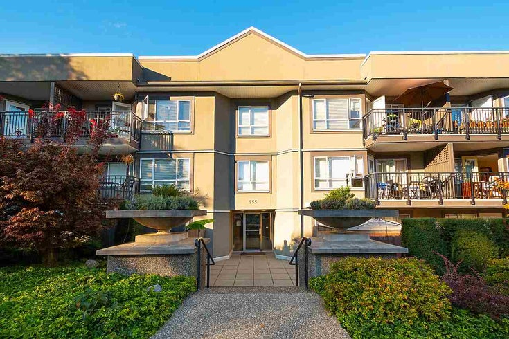 101 555 W 14TH AVENUE - Fairview VW Apartment/Condo for sale, 1 Bedroom (R2508612)