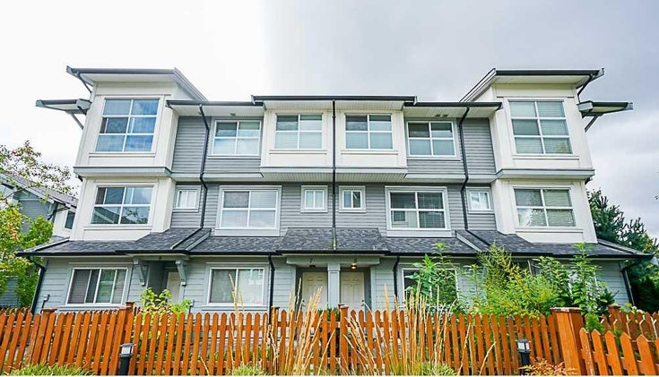 18 4191 NO. 4 ROAD - West Cambie Townhouse for sale, 3 Bedrooms (R2508627)