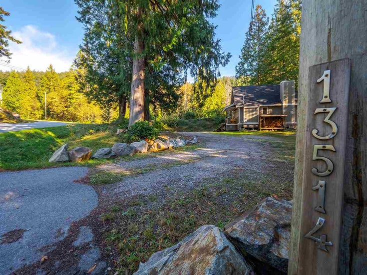 13514 LEE ROAD - Pender Harbour Egmont House/Single Family for sale, 2 Bedrooms (R2508644)
