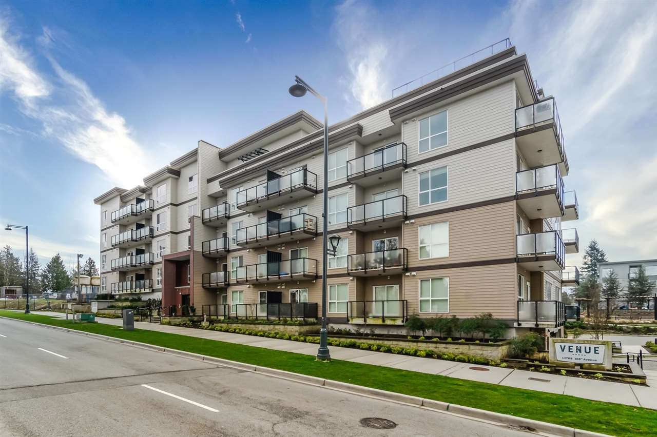 416 13768 108 AVENUE - Whalley Apartment/Condo for sale, 1 Bedroom (R2508646) - #1