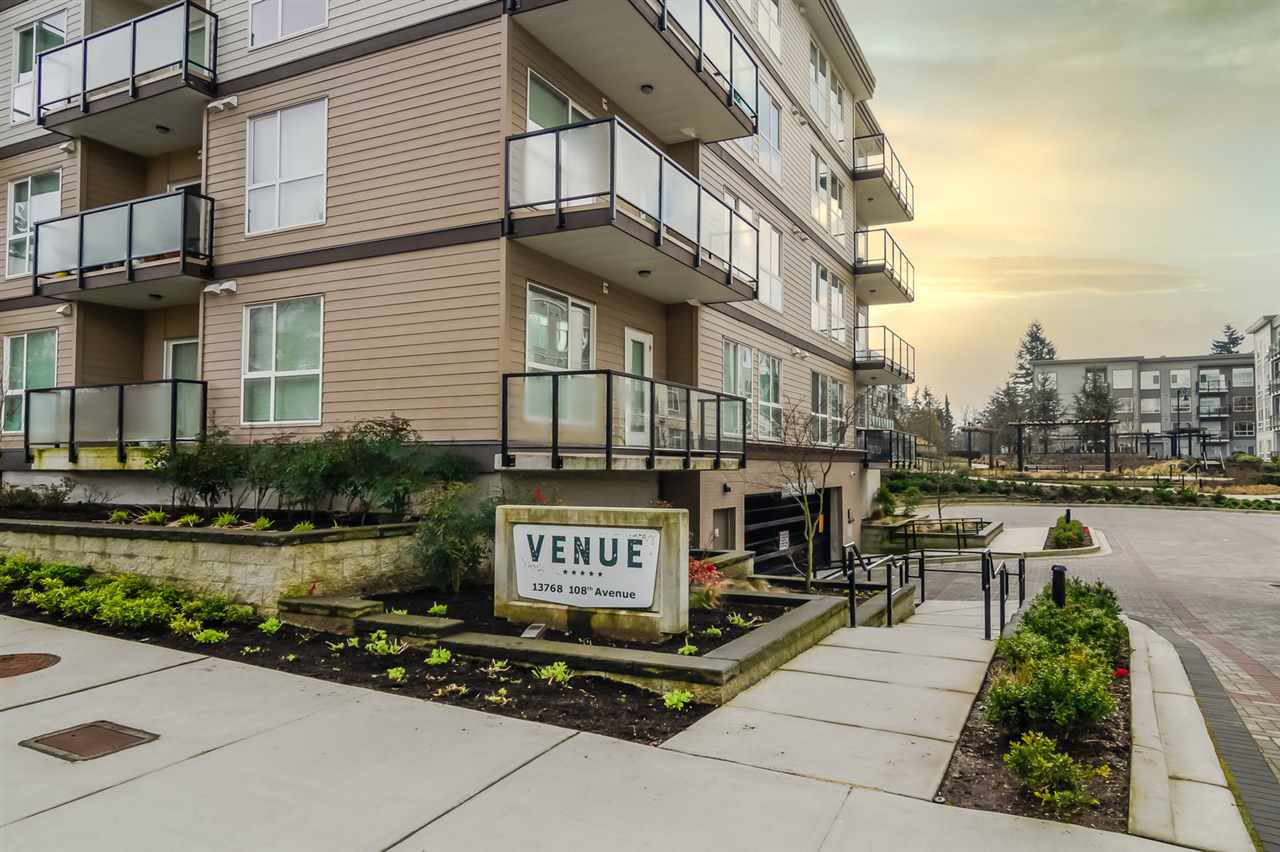 416 13768 108 AVENUE - Whalley Apartment/Condo for sale, 1 Bedroom (R2508646) - #2